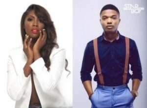 Wizkid & Tiwa Savage Acknowledge Each Other As King & Queen Of African Music