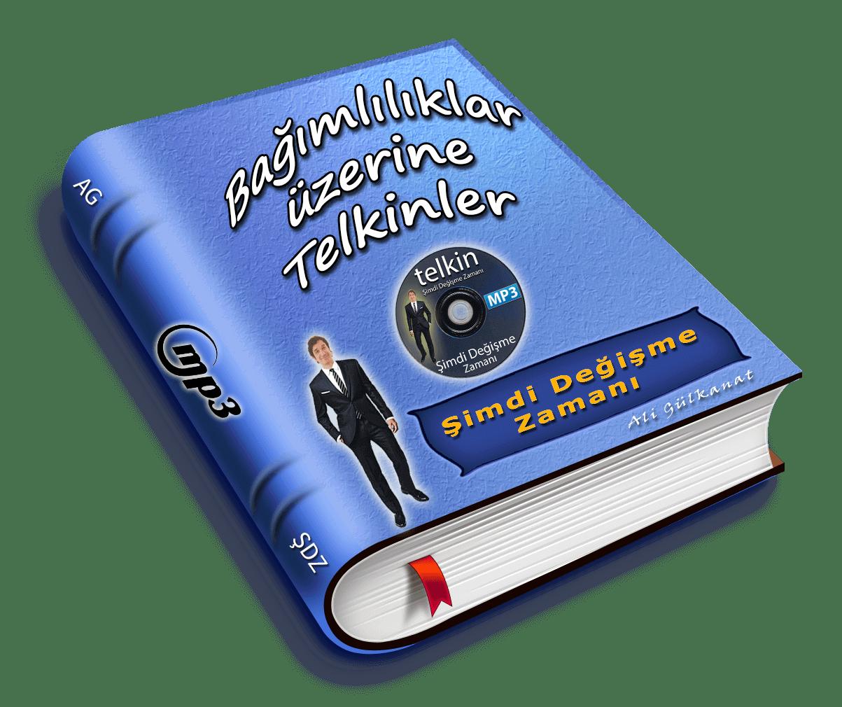 Bilinçaltı | Güvenilir İşe Yarar Telkin | Ali Gülkanat Header