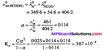 MP Board Class 12th Chemistry Solutions Chapter 3 Electrochemistry 6
