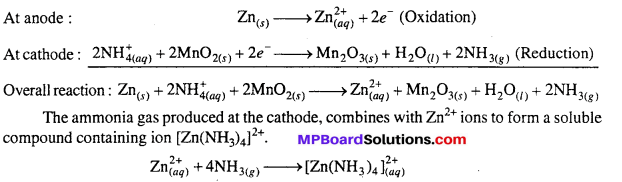 MP Board Class 12th Chemistry Solutions Chapter 3 Electrochemistry 74