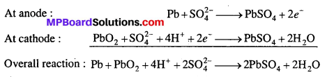 MP Board Class 12th Chemistry Solutions Chapter 3 Electrochemistry 9