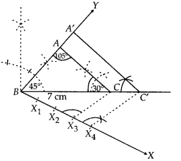 MP Board Class 10th Maths Solutions Chapter 11 Constructions Ex 11.1 10