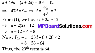 MP Board Class 10th Maths Solutions Chapter 5 Arithmetic Progressions Ex 5.2 11