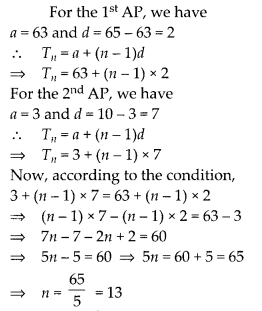 MP Board Class 10th Maths Solutions Chapter 5 Arithmetic Progressions Ex 5.2 20