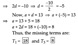 MP Board Class 10th Maths Solutions Chapter 5 Arithmetic Progressions Ex 5.2 5