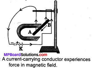 MP Board Class 10th Science Solutions Chapter 13 Magnetic Effects of Electric Current 12