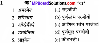 MP Board Class 11th Biology Solutions Chapter 12 खनिज पोषण - 2