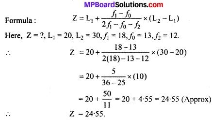 MP Board Class 11th Economics Important Questions Unit 3 Statistical Tools and Interpretation img 25