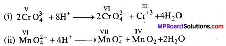 MP Board Class 12th Chemistry Solutions Chapter 8 d एवं f-ब्लॉक के तत्त्व - 18