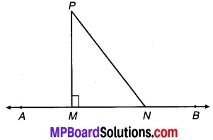 MP Board Class 9th Maths Solutions Chapter 7 त्रिभुज Ex 7.4 6
