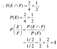 MP Board Class 12th Maths Book Solutions Chapter 13 प्रायिकता Ex 13.1 img 9