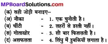 MP Board Class 8th Hindi Sugam Bharti Solutions Chapter 19 हार नहीं होती 1