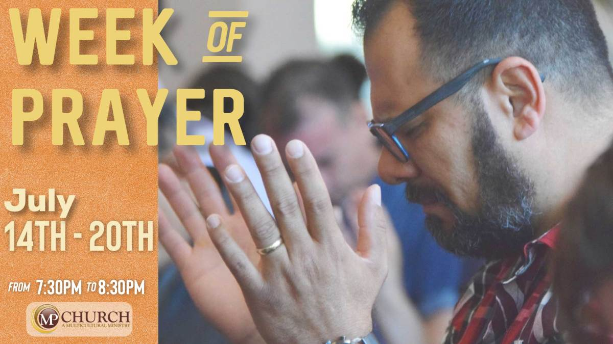 WEEK OF PRAYER 4