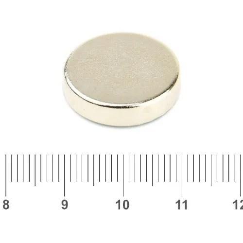 20 x 5mm Round Disk Neodymium Iron Boron Magnet N42 Ni