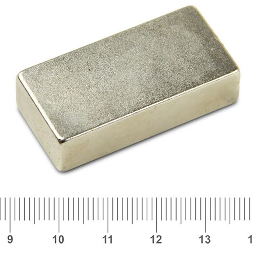 40 x 20 x 10mm Craft Rare Earth Neodymium Block Magnet