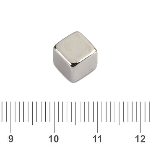 Rare Earth Neo Cube Magnet N42 7mm