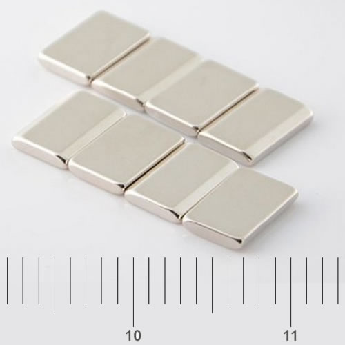 Block Shaped Neodymium Special Magnets