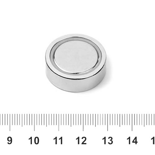 Neodymium Flat Gripper 25mm