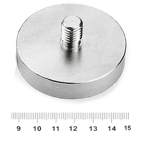 Screw NdFeB Pot Magnet