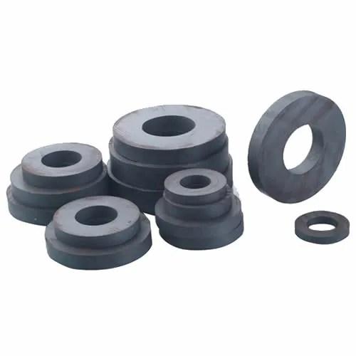 AnisotropicRing Hard Ferrite Magnets