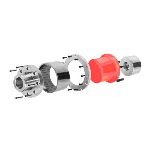 Magnetic Coupling Assemblies