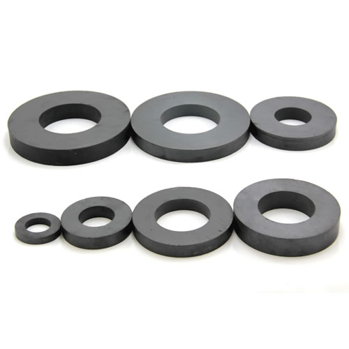 Permanent Ring Ferrite Magnets