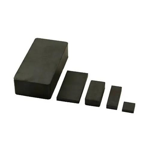 Sintered Ferrite Block Magnets