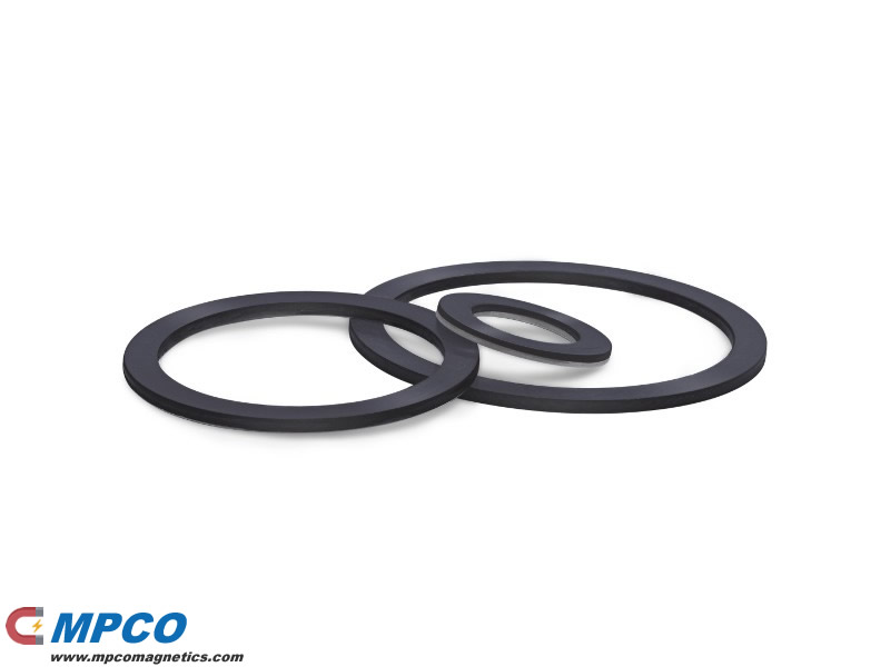 AXIAL MAGNETIC RINGS for SENSOR