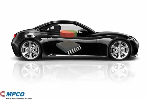 Automotive Position Sensors Car IC