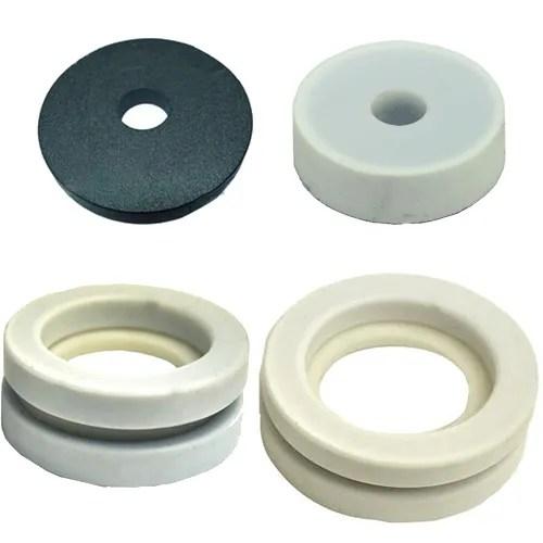 Ring Teflon PTFE Coated Neodymium Magnet