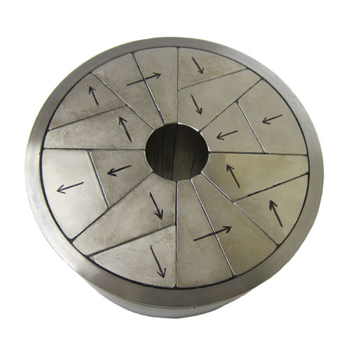 Segment NdFeB Halbach Magnets