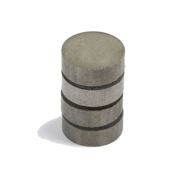 Round Circle Disc Sintered SmCo Magnet