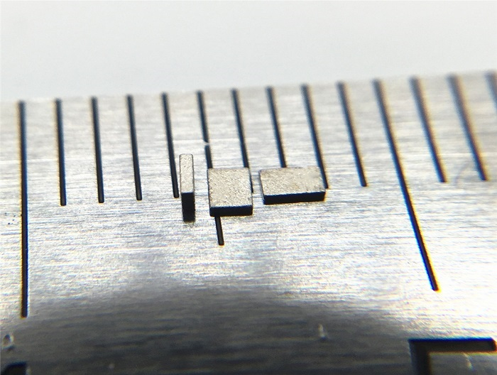 Micro Precision Square Magnets