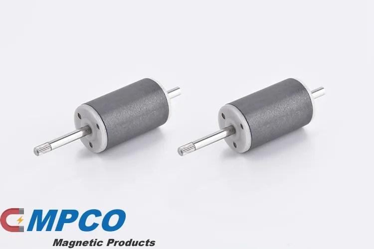 Permanent Magnet Rotors