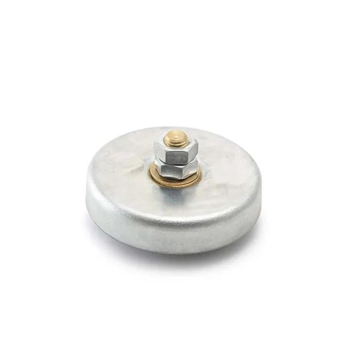 Handy Magnetic Welding Block