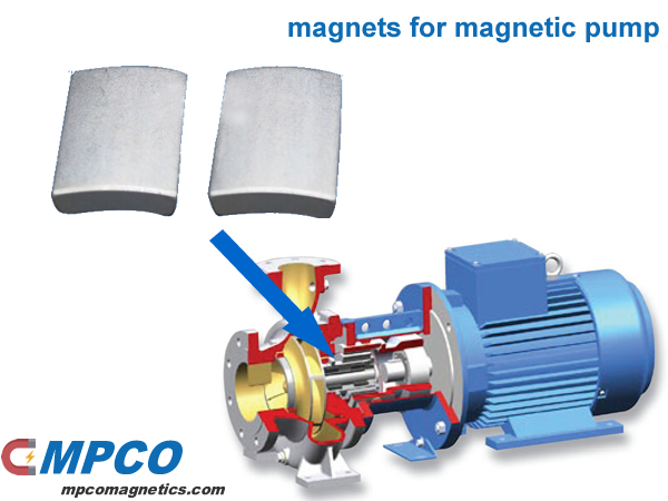 experience sharing of magnetic pump magnet