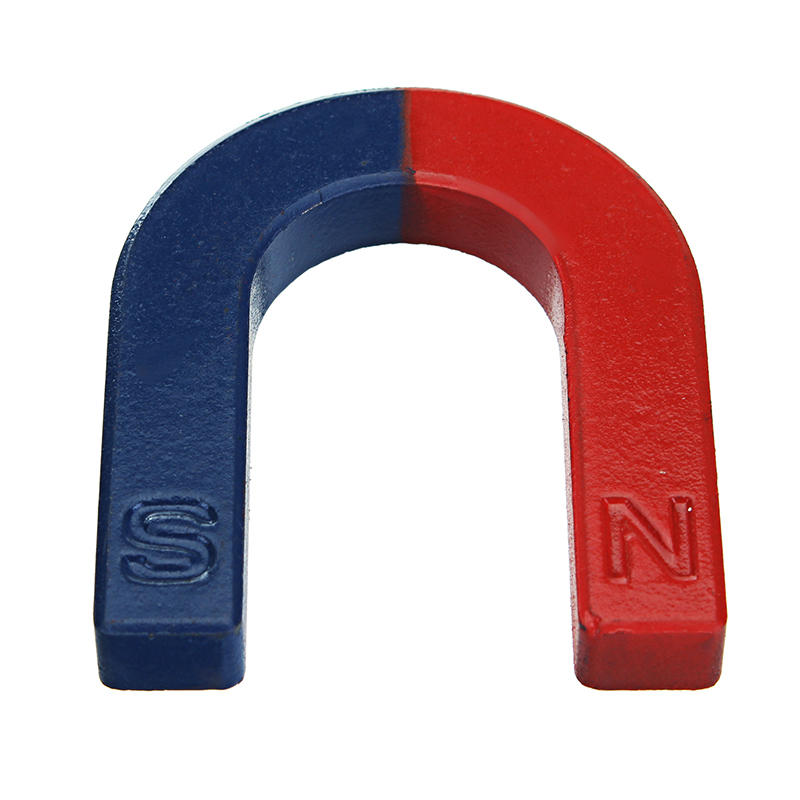 C-shaped Alnico Education Magnet