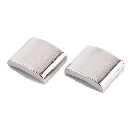 High-performance Sintered Neodymium Arc Segment Magnets N38SH