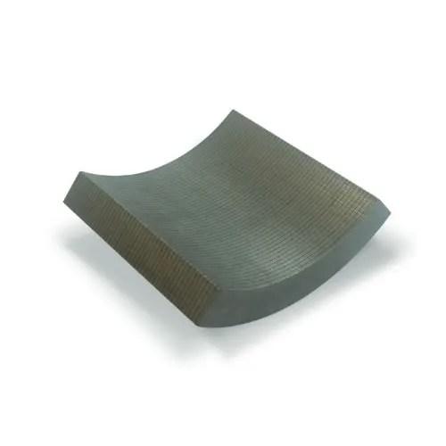 Laminated Samarium Cobalt Magnets for Eddy Current Losses