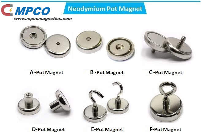 Pot Magnets Manufacturer in China