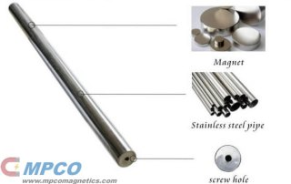 THE SIZE OF Magnetic Filter Rods