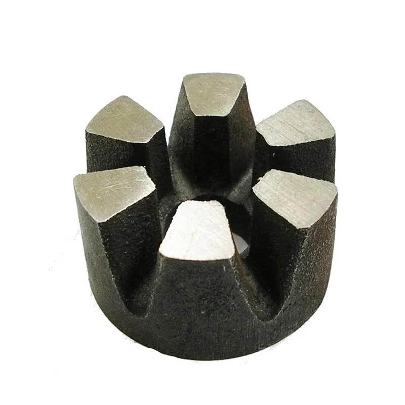 Multi-Poles Rotor Magnet Permanent AlNiCo Six-Poles