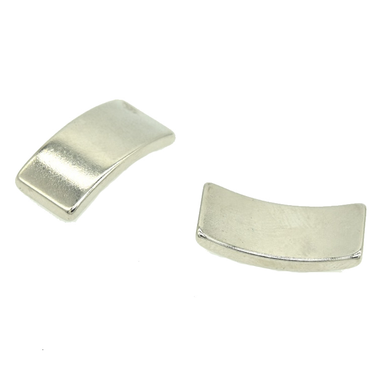 N35H Powerful Permanent Neodymium Curved Magnets