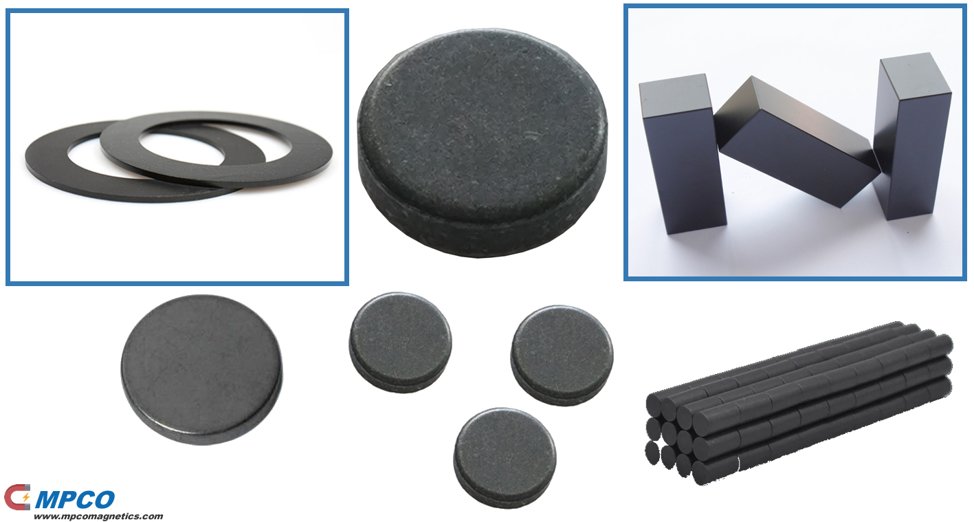 Parylene Coated Magnets