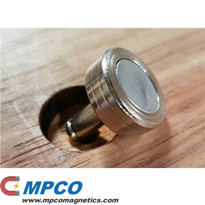 Custom Neodymium Pot Magnets for Woodworking Application