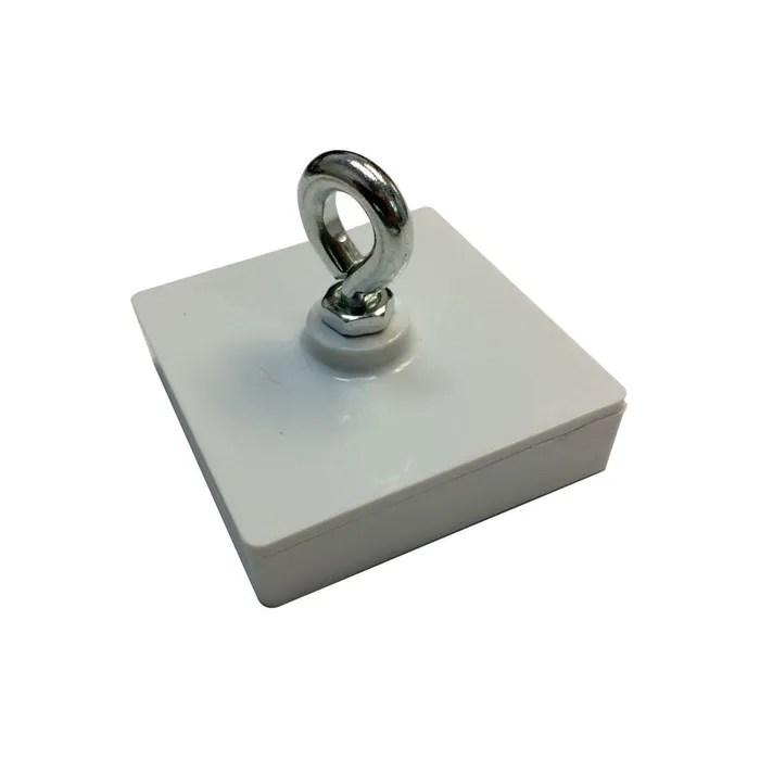 Square Ceramic Ceiling Hanging Magnet