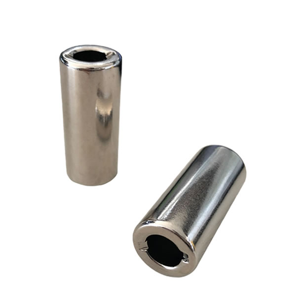 Neodymium Cylindrical Ring Coreless Motor Magnets