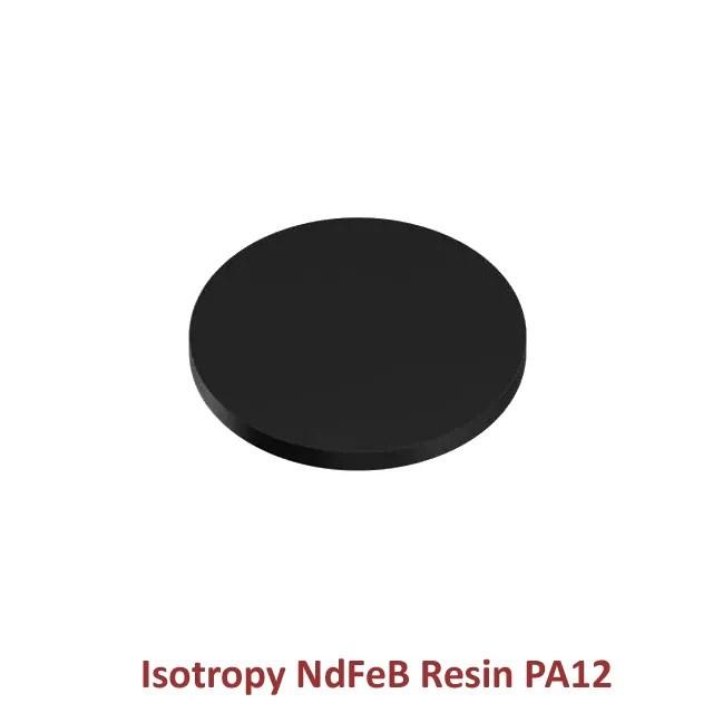 TMR Angle Sensor Magnets Round Isotropy NdFeB PA12