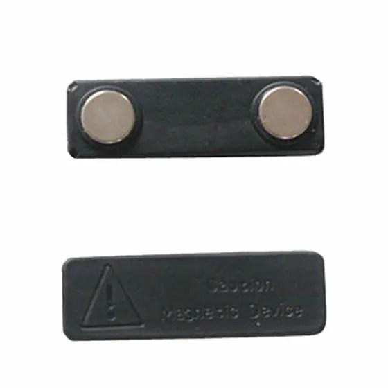 Magnetic Tag Fastener ID Name Badge