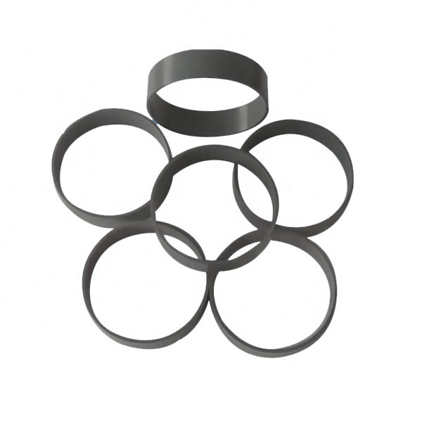 Thin Thickness Compression Bonded Radial Ring Magnets